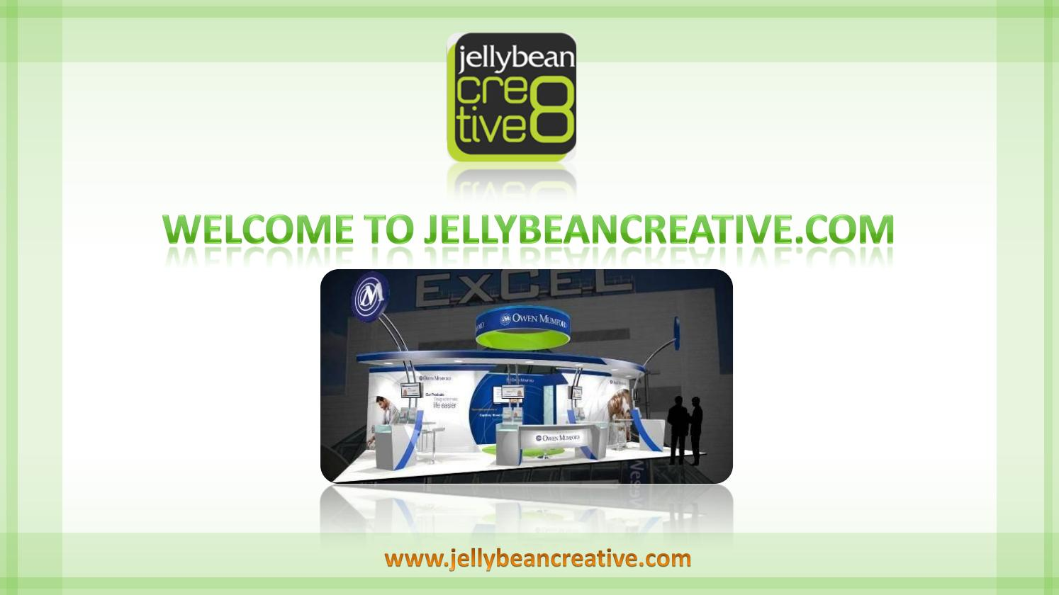 Professional Exhibition Stand Designers at Jellybeancreative.com