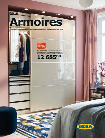 Brochure Ikea Des Armoires Jusquau Mois Daoût 2019 By
