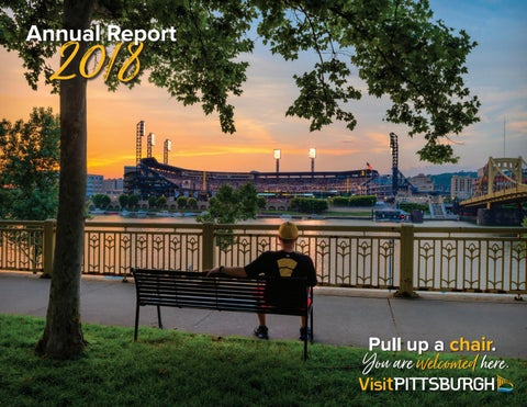 2018 Annual Report by VisitPITTSBURGH - issuu
