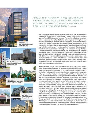 Page 3 of Horizon Past, Present & Future