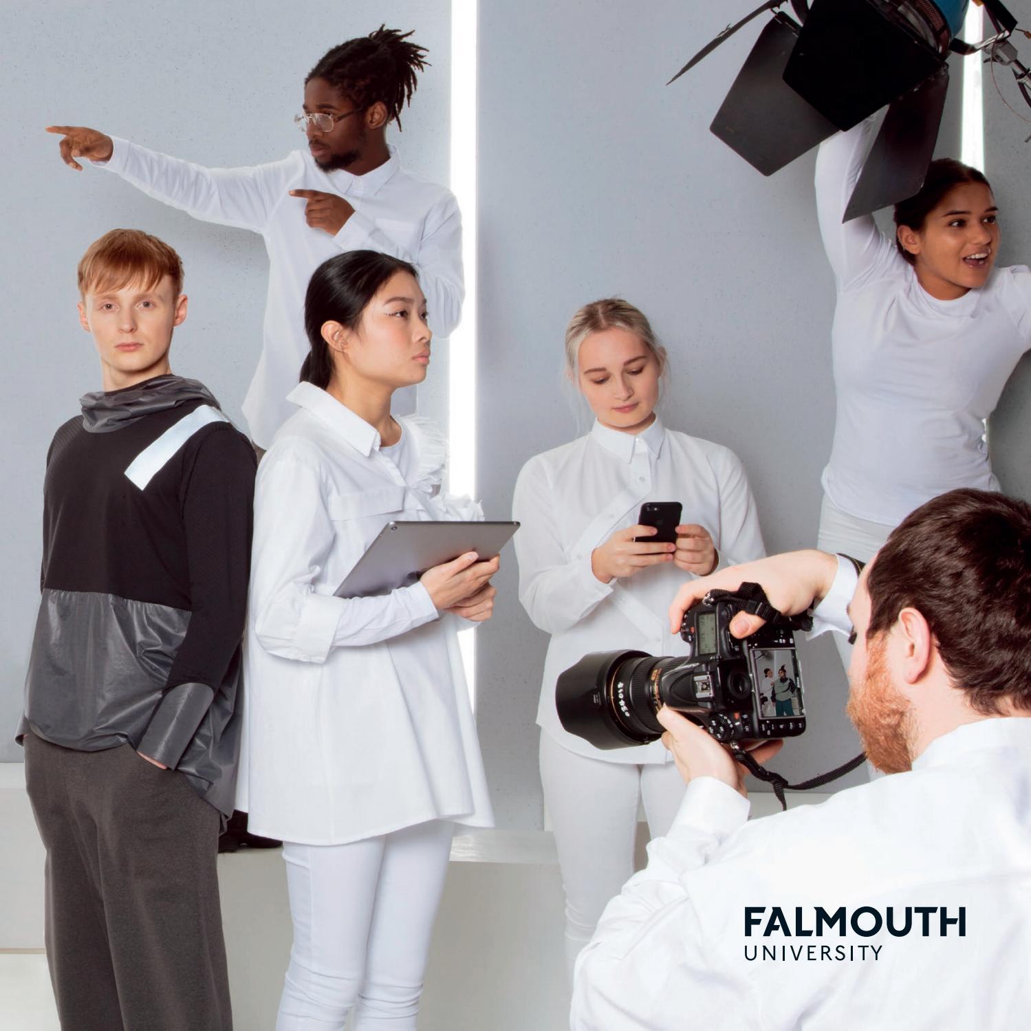 Falmouth University Undergraduate Prospectus 2020 By