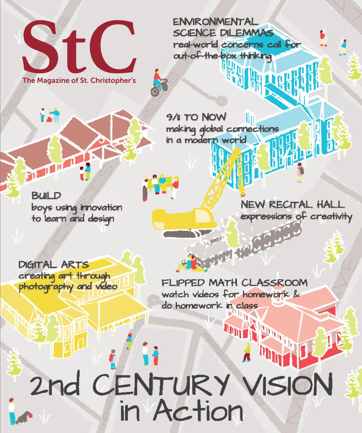 Stc Magazine Winter 2019 By St Christophers School Issuu