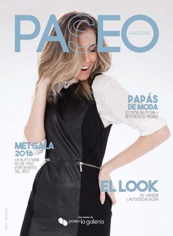 ed0da4711 Paseo Magazine - Edición 1- Asunción, Paraguay by Mara Malpica ...