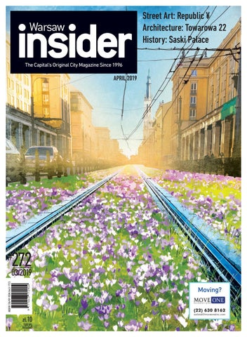 Warsaw Insider April 2019 #272 by Valkea Media Pro - issuu