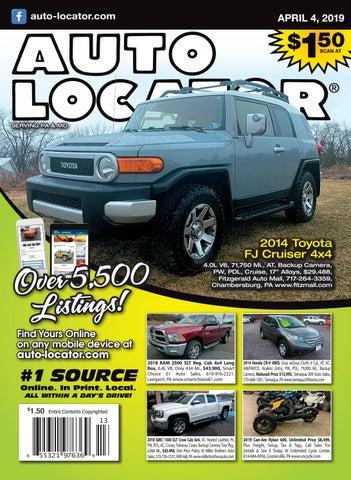 04-04-19 Auto Locator by Auto Locator and Auto Connection