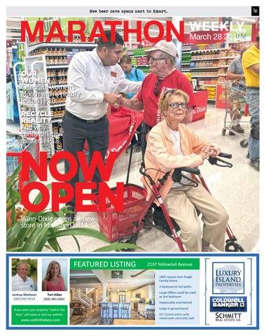 fb648e606d1 Marathon Weekly – 3/28/19 by Keys Weekly Newspapers - issuu