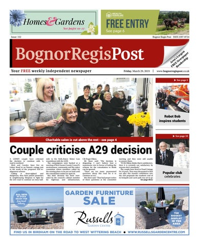 Bognor Regis Post Issue 152 by Post Newspapers - issuu