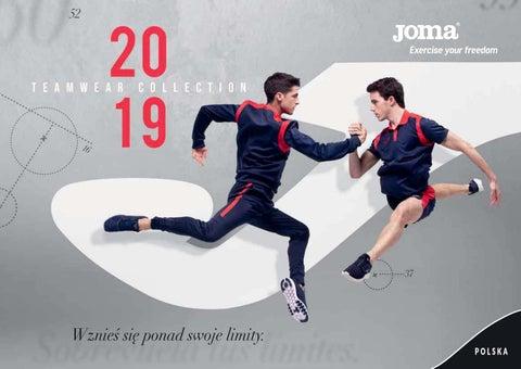 Joma Teamwear 2019 by K+M Sport - issuu