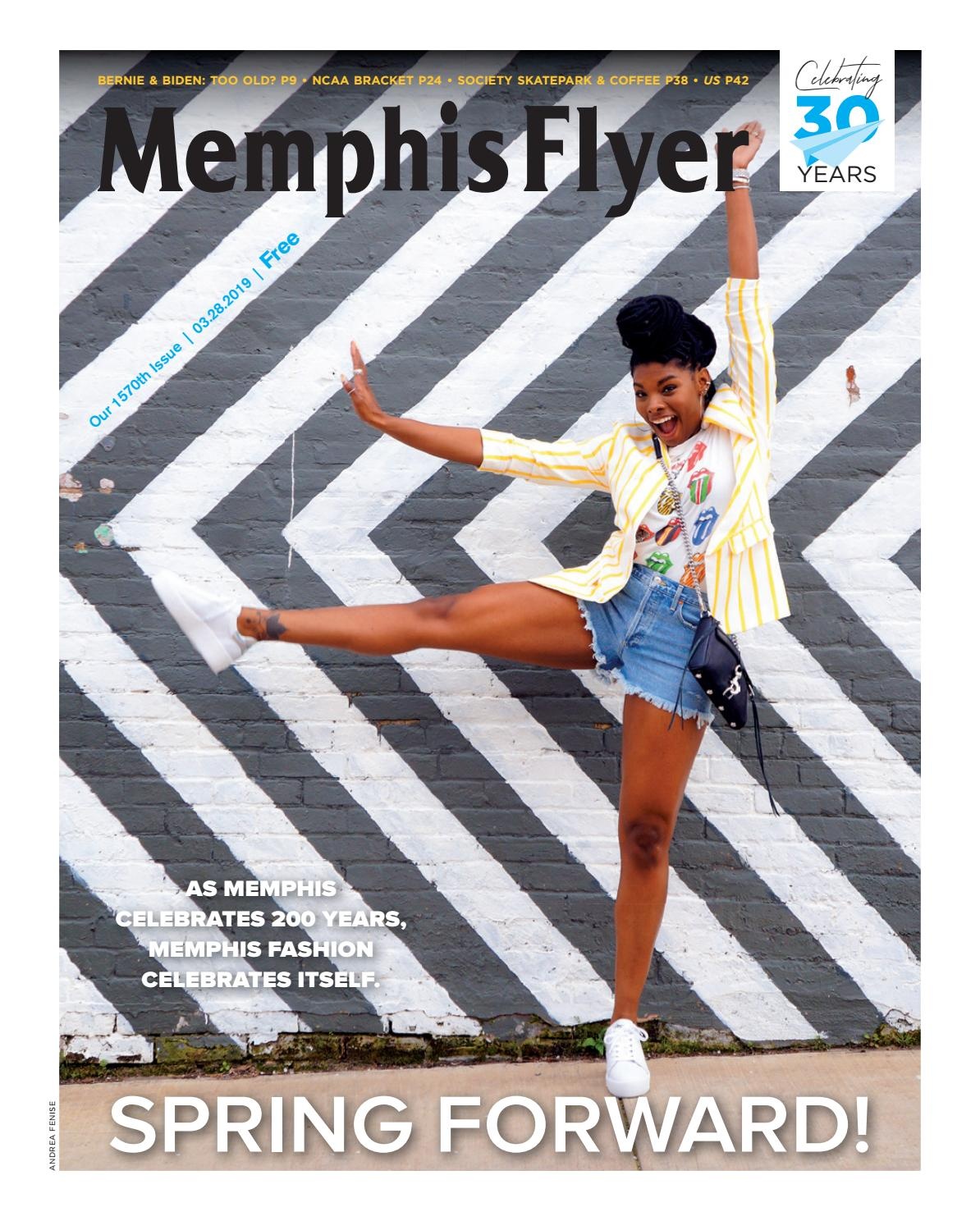 91ee40a4588 Memphis Flyer 03.28.19 by Contemporary Media - issuu