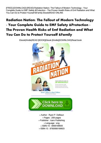 Read Online Radiation Nation: The by rowa234 - issuu