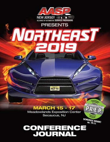 NORTHEAST 2019 CONFERENCE JOURNAL by Thomas Greco Publishing