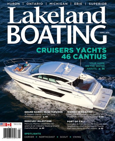 April 2019 by Lakeland Boating Magazine - issuu