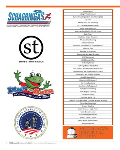 Middletown Life's Peach Festival & Visitors Guide - Fall