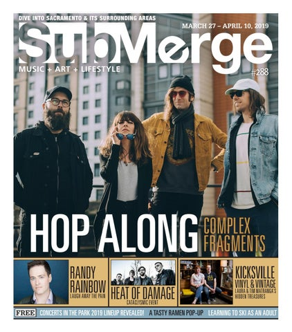 Submerge Magazine: Issue 288 (March27 - April 10, 2019) by Submerge