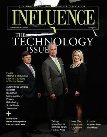 INFLUENCE Florida Magazine Winter/Spring 2019 by Extensive