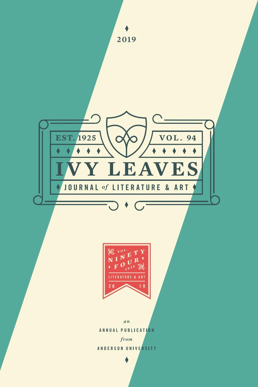 Ivy Leaves Journal of Literature & Arts — Vol 94 by Ivy ... on