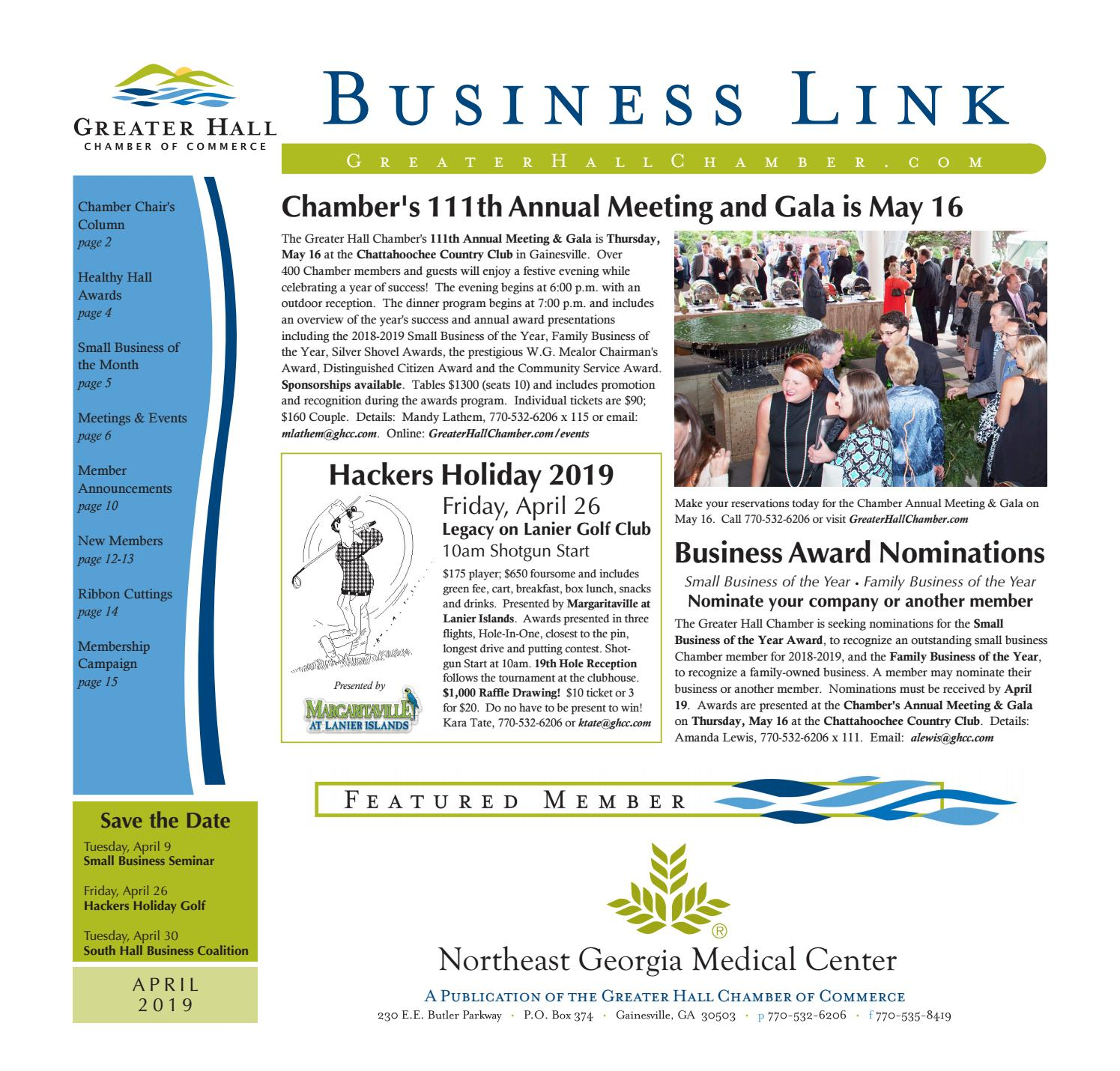 Business Link April 2019 by The Times - issuu
