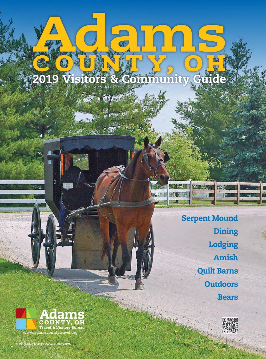 Adams County 2019 Visitor and Community Guide by Cincy