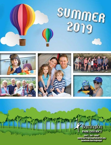 Summer Brochure Part 1 by Barrington Park District - issuu