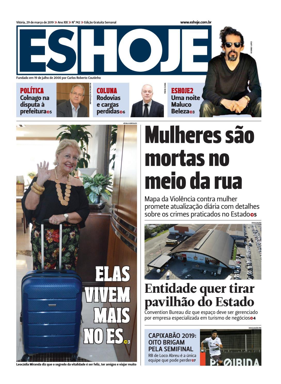 65bf49cb53 Jornal ESHOJE 742 by Jornal ESHOJE - issuu