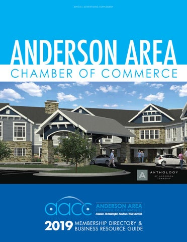 Anderson Area Chamber of Commerce by Cincinnati Magazine - issuu