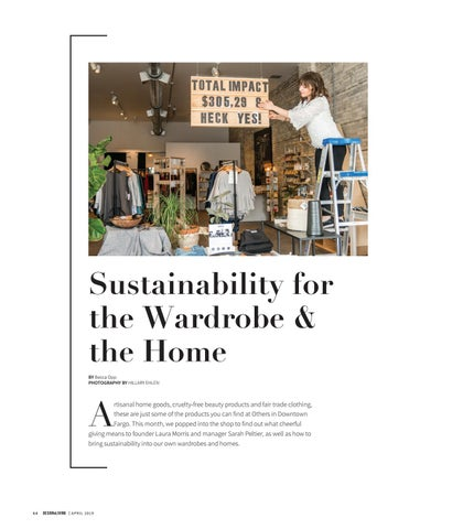 Page 66 of Sustainability for the Wardrobe & the Home