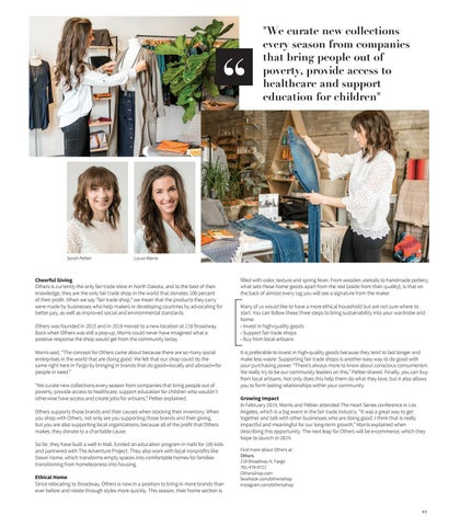 Page 67 of Sustainability for the Wardrobe & the Home