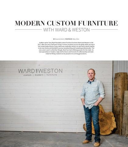 Page 69 of Modern Custom Furniture with Ward & Weston