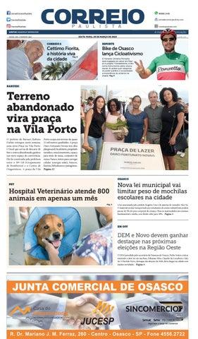 3834fba0c1 jornal Correio Paulista 1362 by Jornal Correio Paulista - issuu