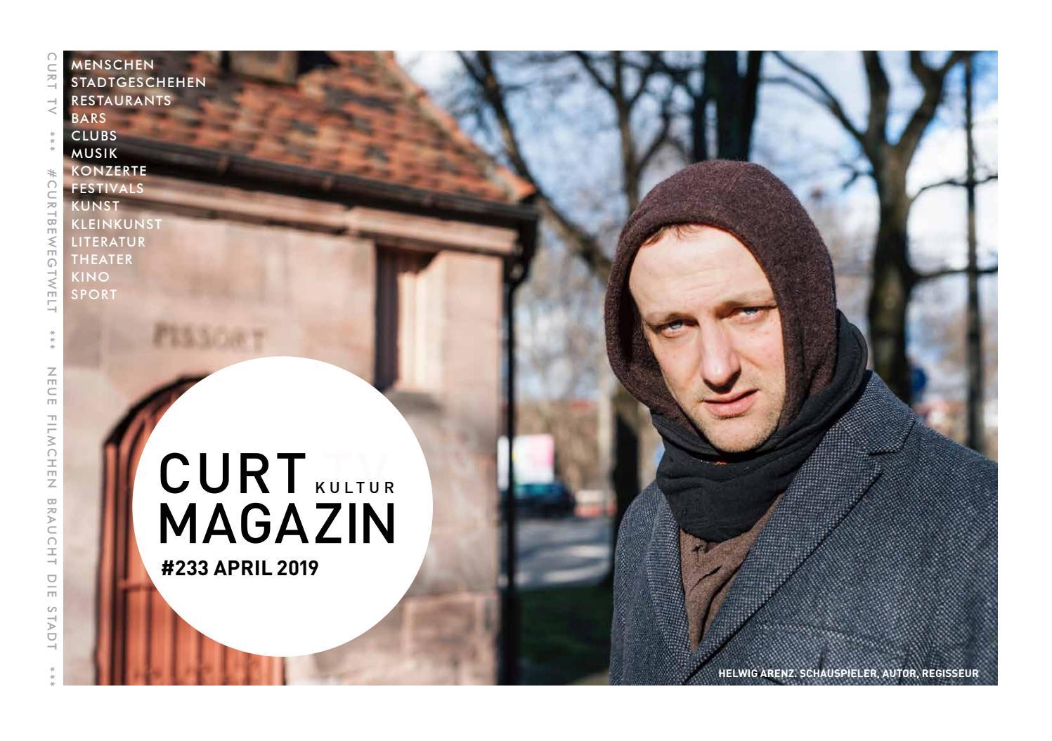 foto de curt N/F/E #233 April 2019 by curt Magazin + KURTi Magazin - issuu