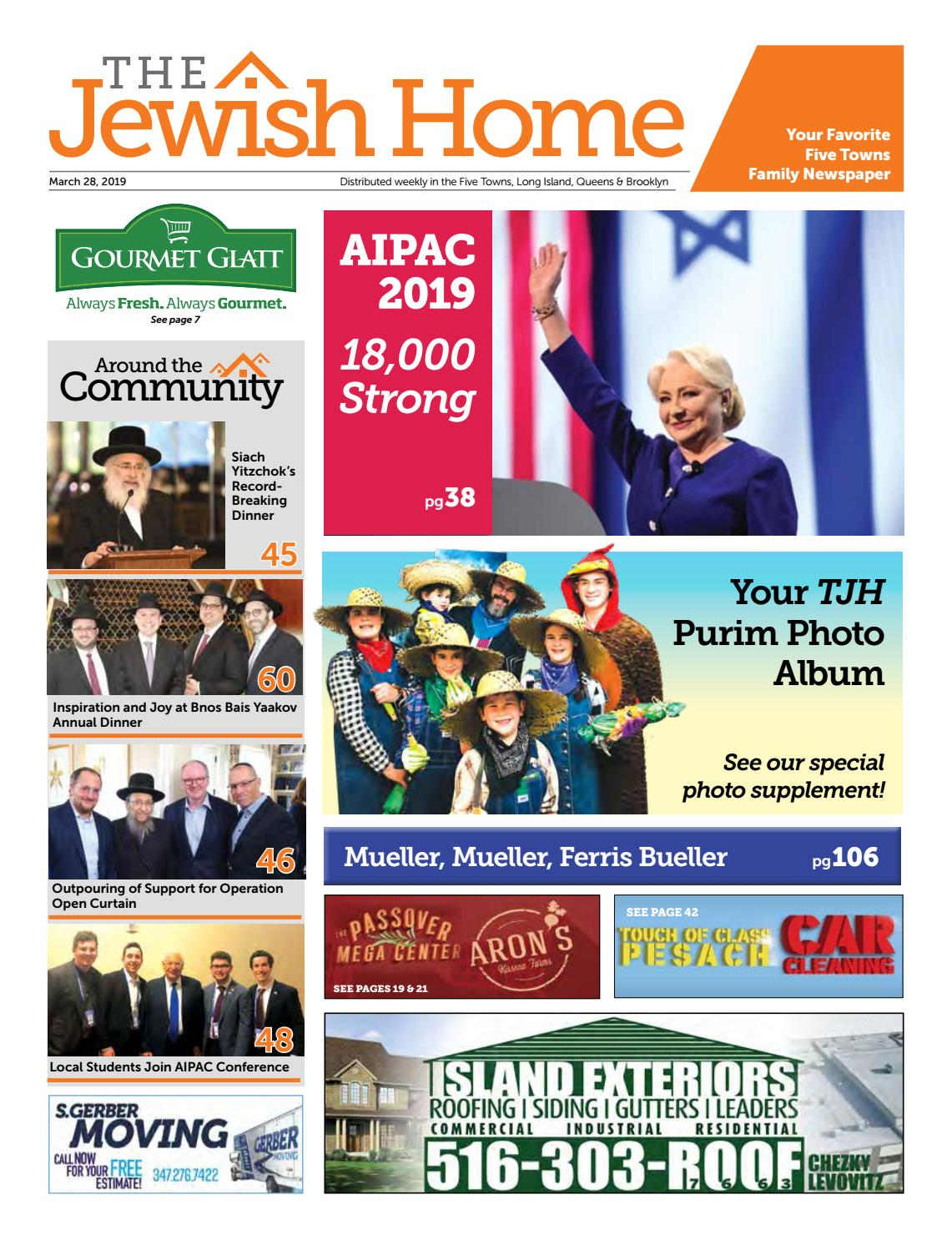 Five Towns Jewish Home - 3-28-19 by Yitzy Halpern - issuu