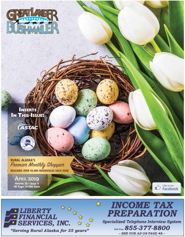 Bushmailer April 2019 by Anchorage Printing - issuu