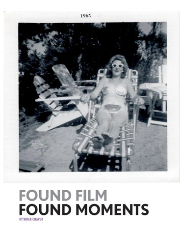 Page 24 of Found Film, Found Moments