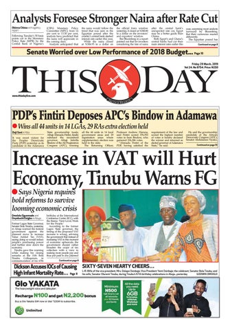 09dfda0b0f2 Thur 18 Apr 2013 The Guardian Nigeria by The Guardian Newspaper - issuu