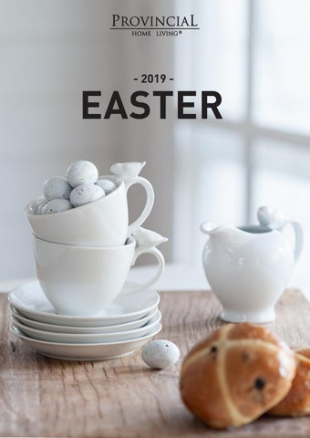 Provincial Home Living Easter Catalogue 2019 By Woof Creative Issuu