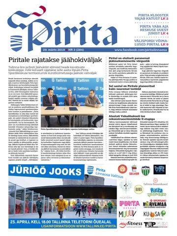 d723d8f4170 Pirita ajaleht 29. märts 2019 by Piritalinnaosavalitsus - issuu
