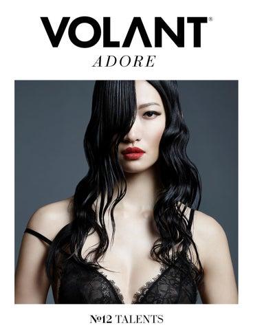 0c49ea40e5 VOLANT Adore - #12 Talents. by VOLANT Magazine