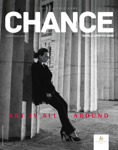 ec2937bb41d3 CHANCE Magazine Spring 2019 by CHANCE magazine - issuu