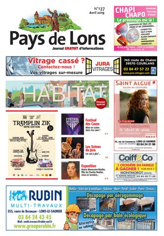 Pays De Lons 137 By Paoh Issuu