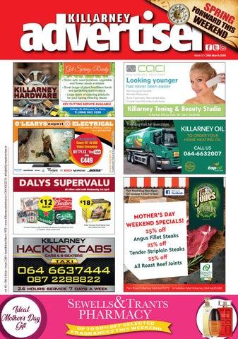 e9622b8a7d8 Killarney Advertiser 29th March 2019 by Killarney Advertiser - issuu