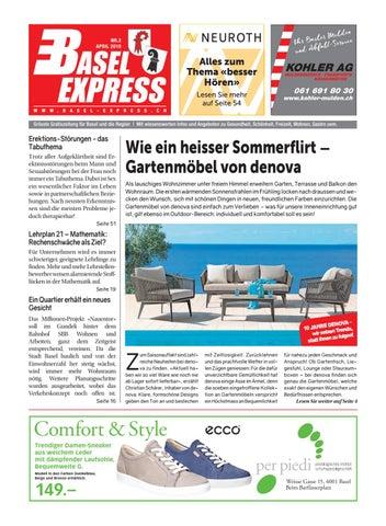 Basel Express Ausgabe 319 By Tradexpress Issuu