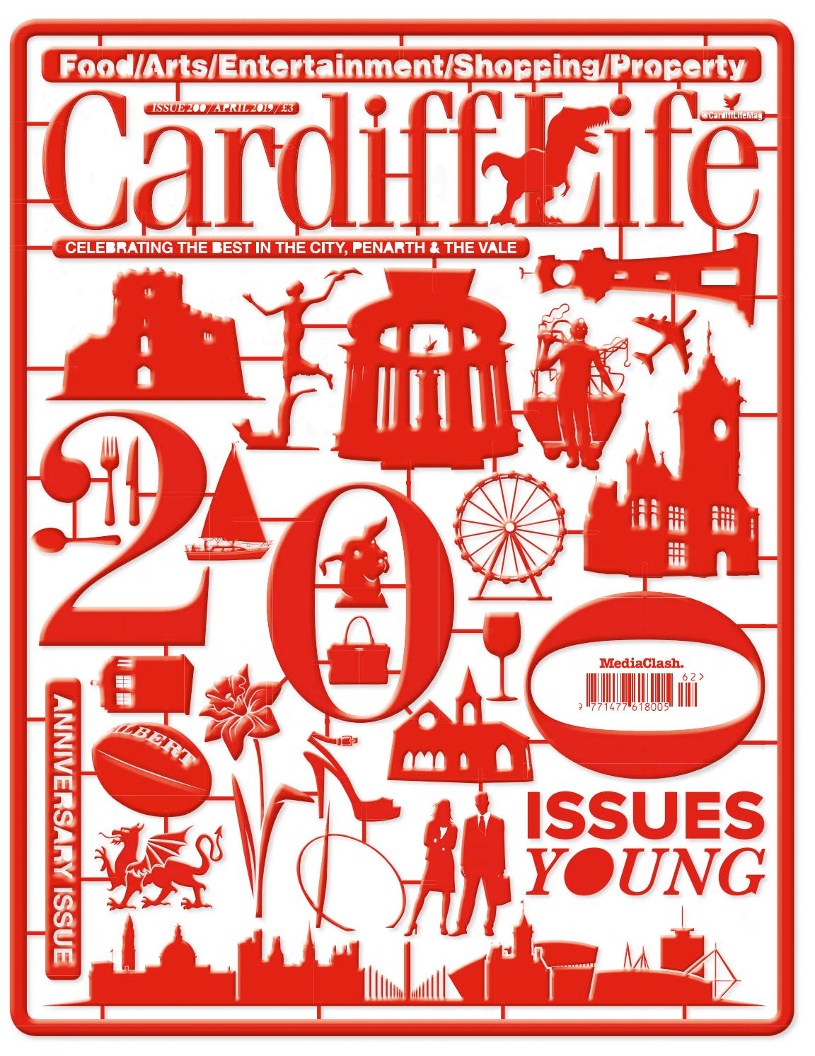 Cardiff Life - Issue 200 by MediaClash - issuu