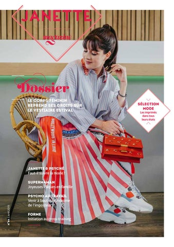 9bd1124cd43 Janette 44 - Avril 2019 by Janette Magazine - issuu