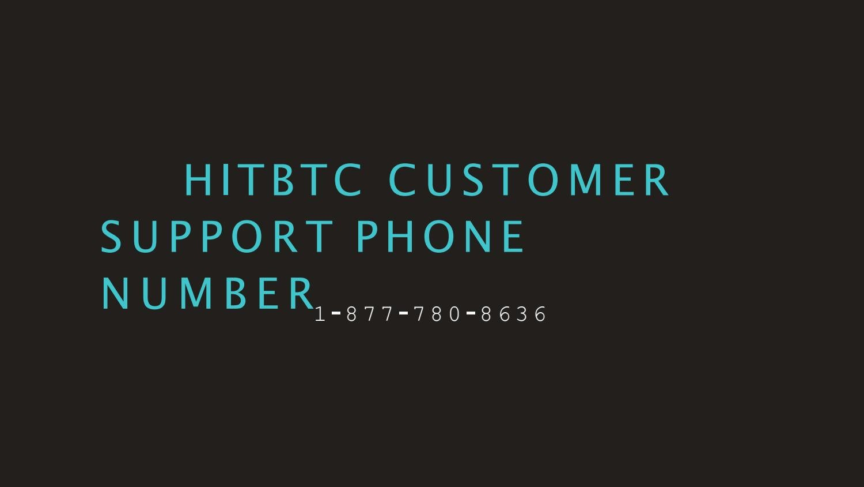 hitbtc phone number