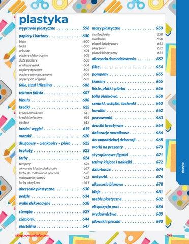 078d944476792a Katalog Szkoła Podstawowa 2019/2020 (Plastyka). Nowa Szkoła by nowa ...