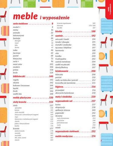 ae48d6f5ad21b Katalog Żłobek i Przedszkole 2019/2020 (Meble i Wyposażenie). Nowa ...