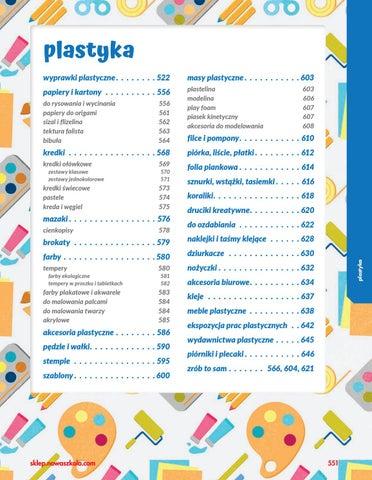 e76199211fc3cc Katalog Żłobek i Przedszkole 2019/2020 (Plastyka). Nowa Szkoła by ...