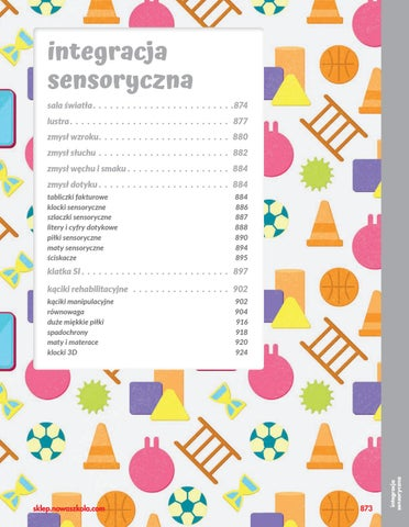 159054a508470 Katalog Żłobek i Przedszkole 2019/2020 (Integracja Sensoryczna ...