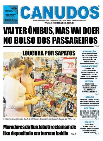 e2565d383 Jornal Canudos - Edição 586 by Jornal Canudos - Comercial - issuu