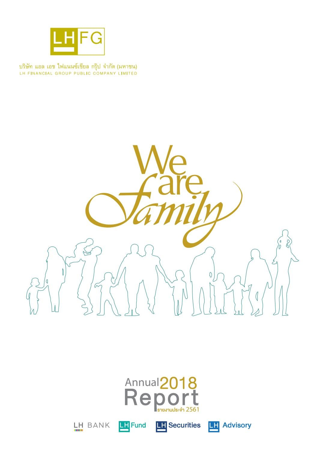 Annual Report 2018 EN by parama r wichai - issuu